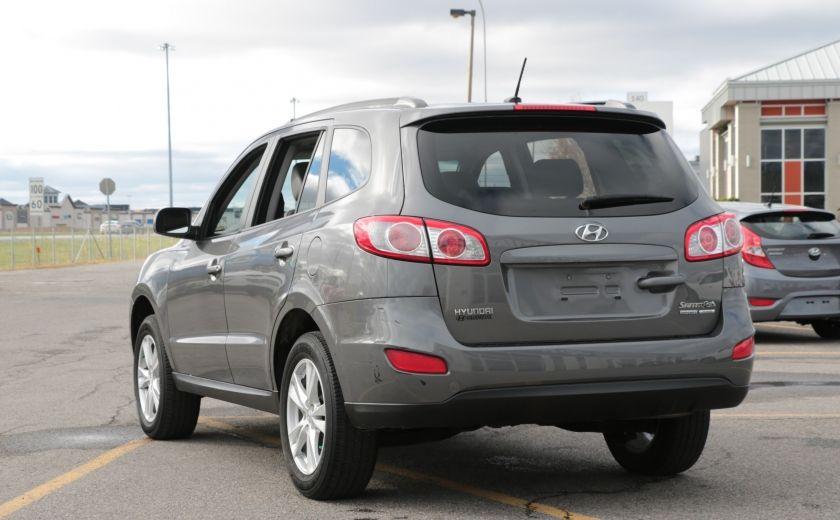 2010 Hyundai Santa Fe GL AWD TOIT BLUETOOTH MAGS #4