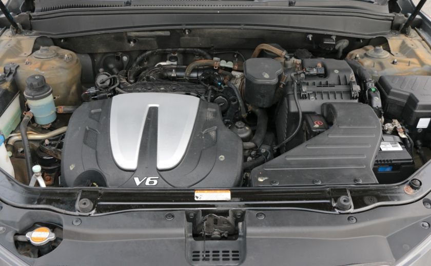 2010 Hyundai Santa Fe GL AWD TOIT BLUETOOTH MAGS #27