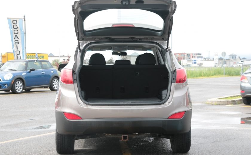 2012 Hyundai Tucson GL AWD AUTO A/C BLUETOOTH #26
