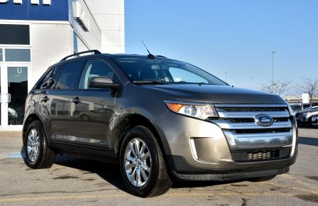 2013 Ford EDGE SEL NAVIGATION BLUETOOTH DEMARREUR CAMERA #0