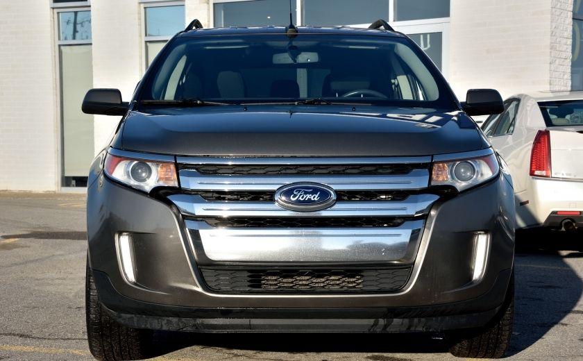 2013 Ford EDGE SEL NAVIGATION BLUETOOTH DEMARREUR CAMERA #7