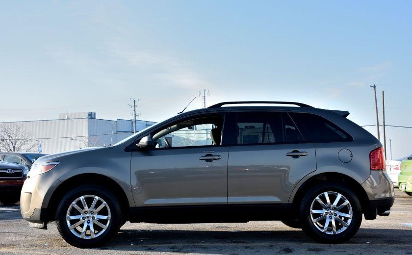 2013 Ford EDGE SEL NAVIGATION BLUETOOTH DEMARREUR CAMERA #9
