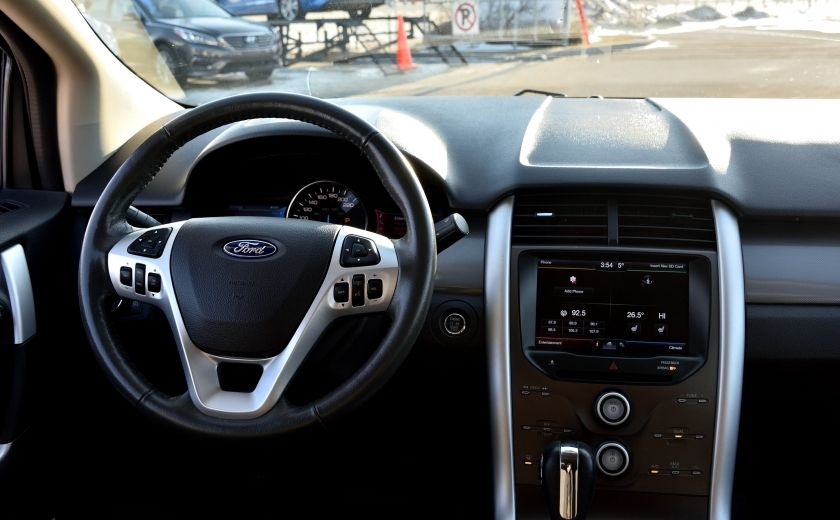 2013 Ford EDGE SEL NAVIGATION BLUETOOTH DEMARREUR CAMERA #20