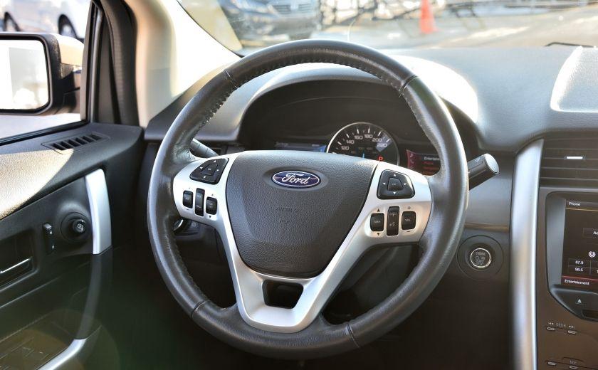 2013 Ford EDGE SEL NAVIGATION BLUETOOTH DEMARREUR CAMERA #21