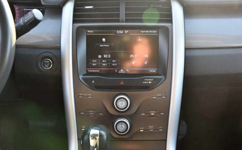 2013 Ford EDGE SEL NAVIGATION BLUETOOTH DEMARREUR CAMERA #22