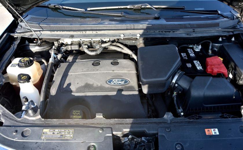 2013 Ford EDGE SEL NAVIGATION BLUETOOTH DEMARREUR CAMERA #34