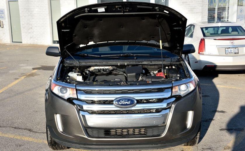 2013 Ford EDGE SEL NAVIGATION BLUETOOTH DEMARREUR CAMERA #35