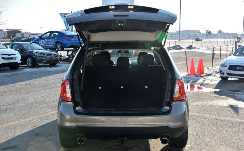 2013 Ford EDGE SEL NAVIGATION BLUETOOTH DEMARREUR CAMERA #36