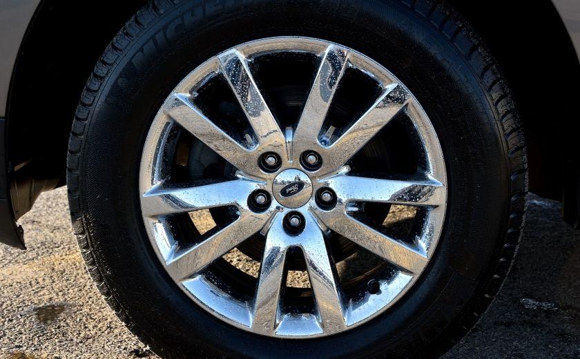2013 Ford EDGE SEL NAVIGATION BLUETOOTH DEMARREUR CAMERA #42