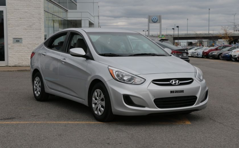 2016 Hyundai Accent GL AUTO A/C BLUETOOTH #0