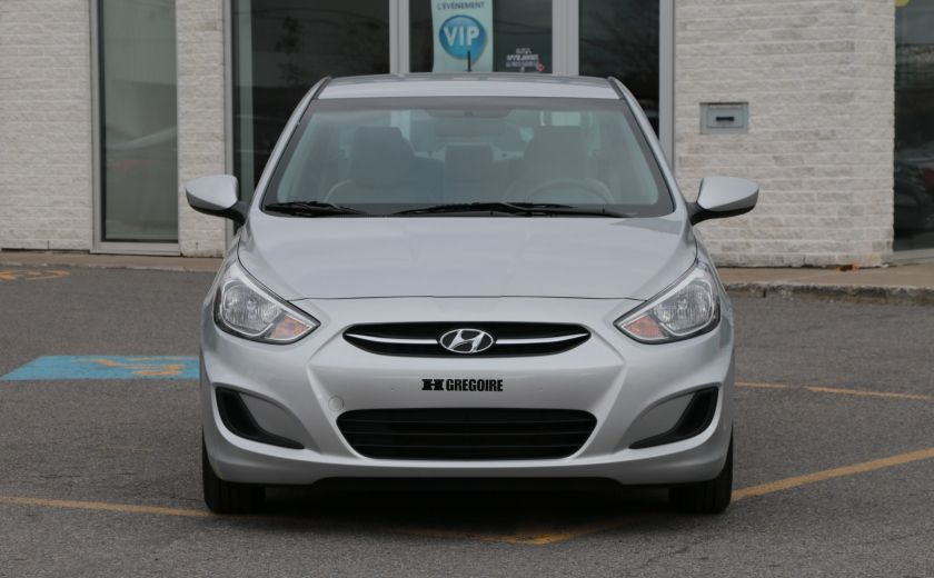 2016 Hyundai Accent GL AUTO A/C BLUETOOTH #1
