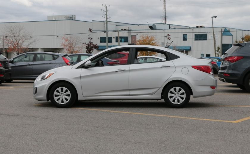 2016 Hyundai Accent GL AUTO A/C BLUETOOTH #3