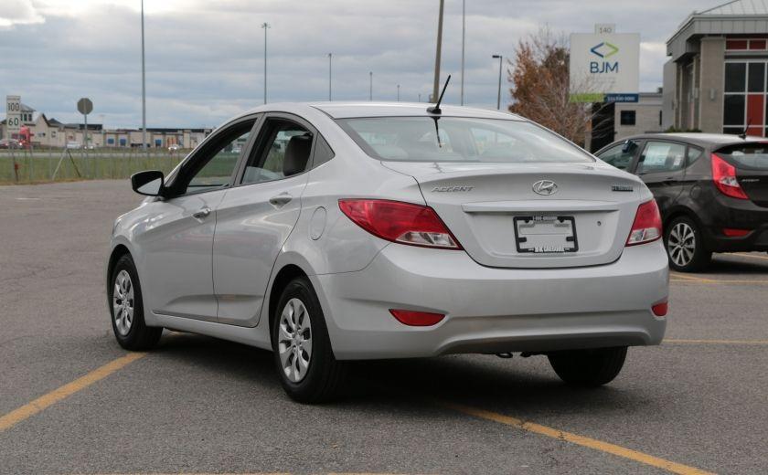 2016 Hyundai Accent GL AUTO A/C BLUETOOTH #4