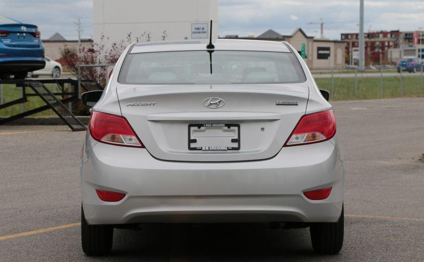 2016 Hyundai Accent GL AUTO A/C BLUETOOTH #5