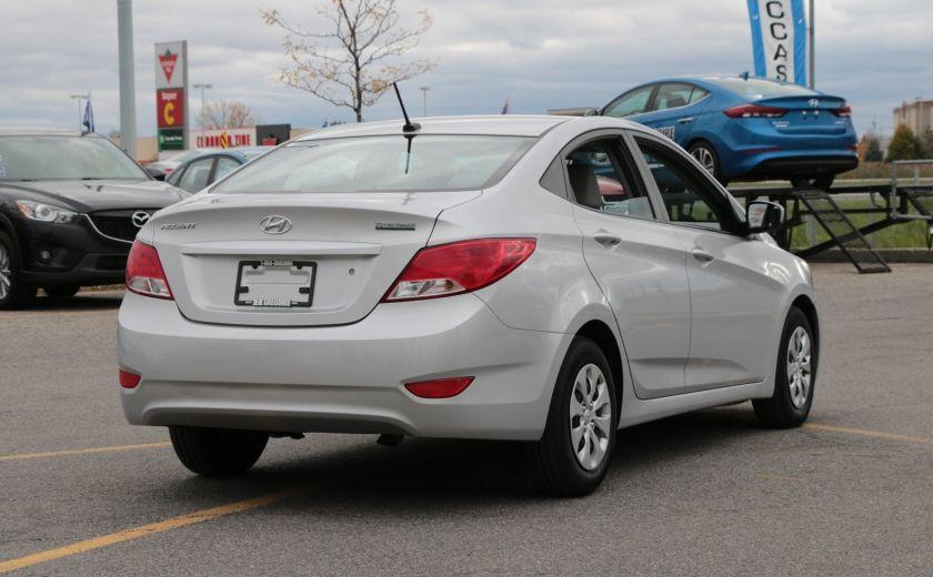 2016 Hyundai Accent GL AUTO A/C BLUETOOTH #6