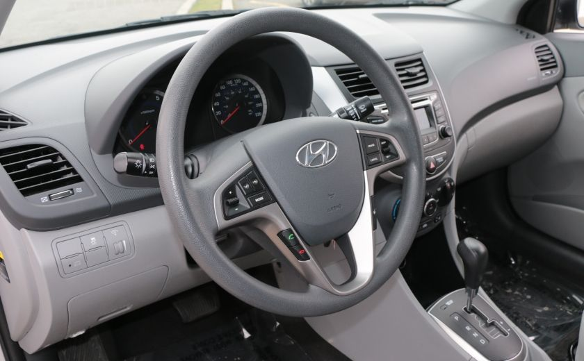2016 Hyundai Accent GL AUTO A/C BLUETOOTH #8