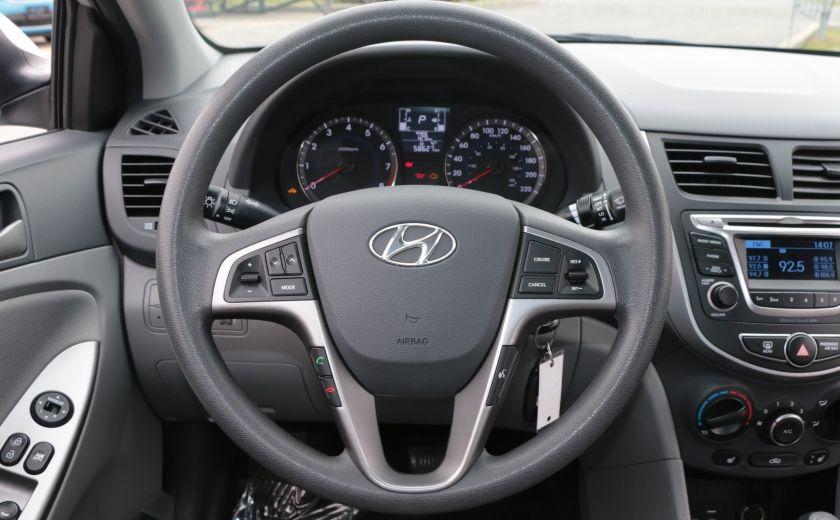 2016 Hyundai Accent GL AUTO A/C BLUETOOTH #13