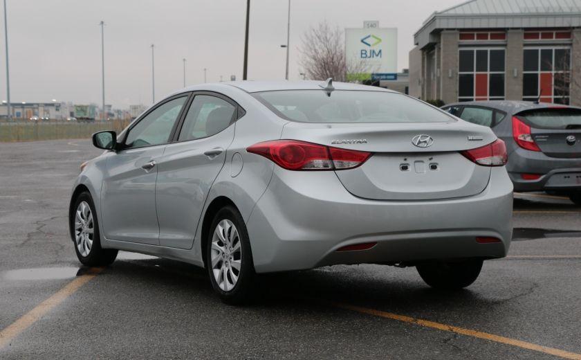 2013 Hyundai Elantra GL MAN A/C BLUETOOTH #4
