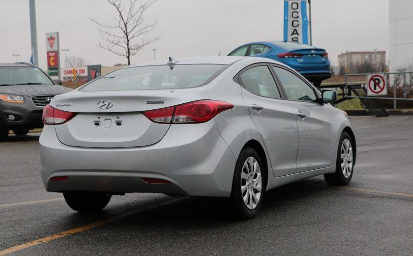 2013 Hyundai Elantra GL MAN A/C BLUETOOTH #6