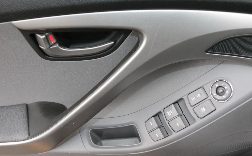 2013 Hyundai Elantra GL MAN A/C BLUETOOTH #10