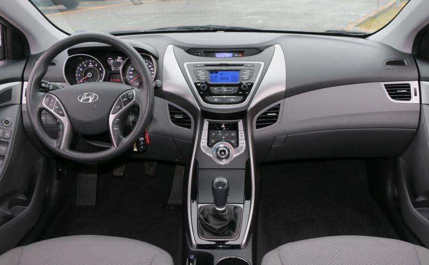 2013 Hyundai Elantra GL MAN A/C BLUETOOTH #11