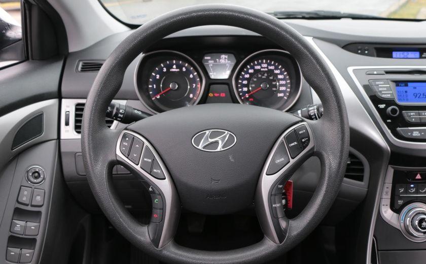 2013 Hyundai Elantra GL MAN A/C BLUETOOTH #13