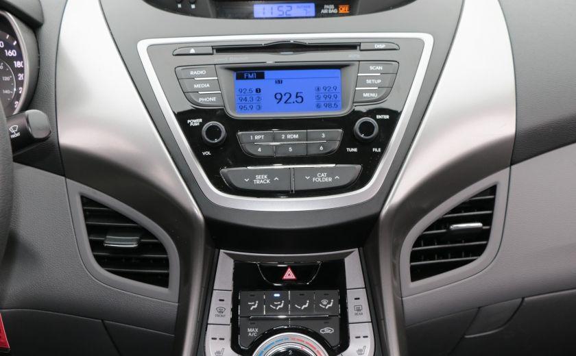 2013 Hyundai Elantra GL MAN A/C BLUETOOTH #14