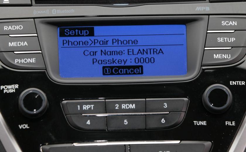 2013 Hyundai Elantra GL MAN A/C BLUETOOTH #15