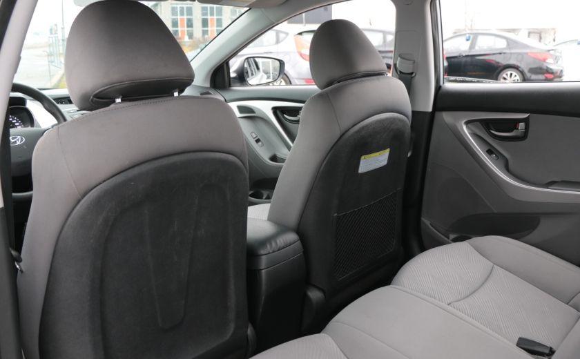 2013 Hyundai Elantra GL MAN A/C BLUETOOTH #18