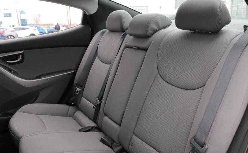 2013 Hyundai Elantra GL MAN A/C BLUETOOTH #19