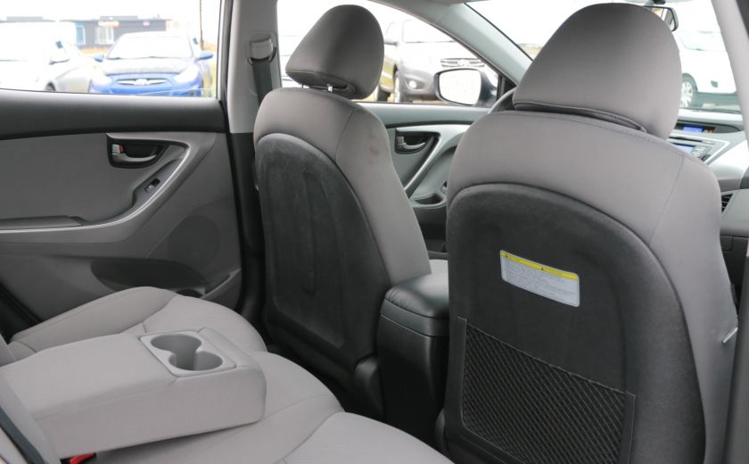 2013 Hyundai Elantra GL MAN A/C BLUETOOTH #20