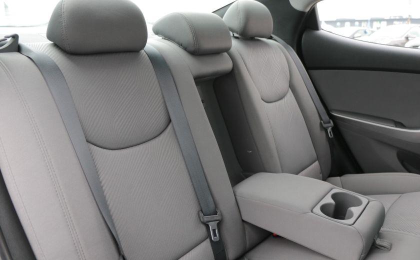 2013 Hyundai Elantra GL MAN A/C BLUETOOTH #21
