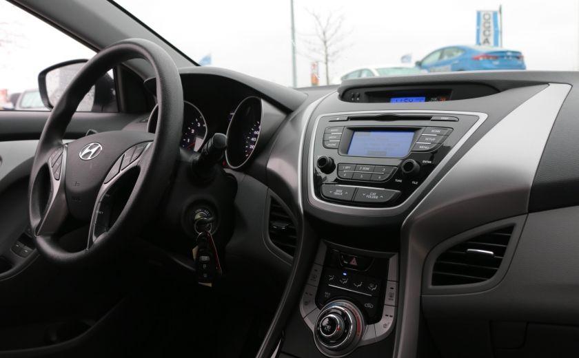 2013 Hyundai Elantra GL MAN A/C BLUETOOTH #23