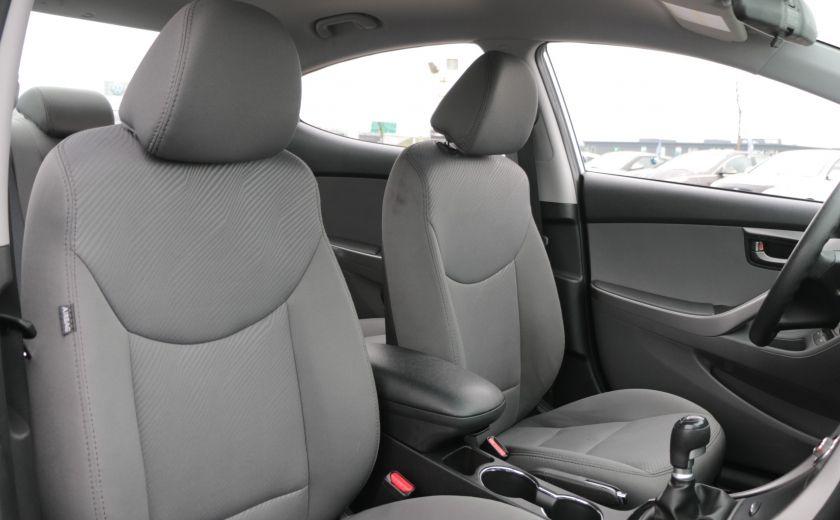 2013 Hyundai Elantra GL MAN A/C BLUETOOTH #24