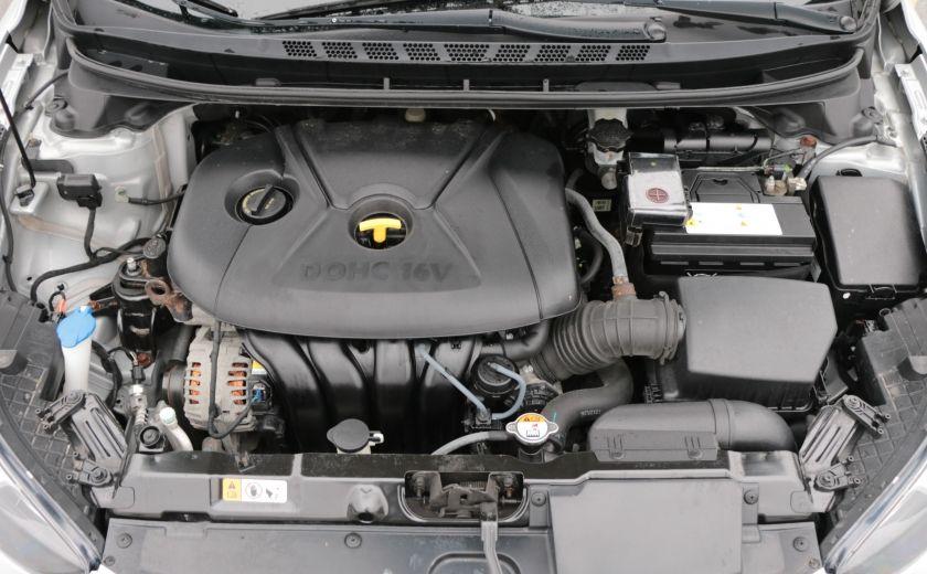 2013 Hyundai Elantra GL MAN A/C BLUETOOTH #25