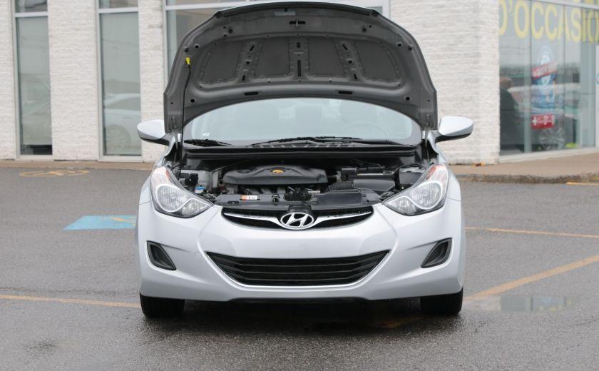 2013 Hyundai Elantra GL MAN A/C BLUETOOTH #26