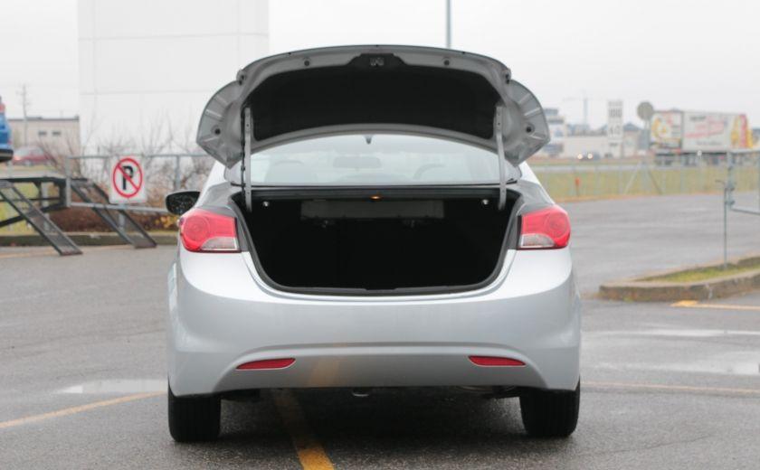 2013 Hyundai Elantra GL MAN A/C BLUETOOTH #27