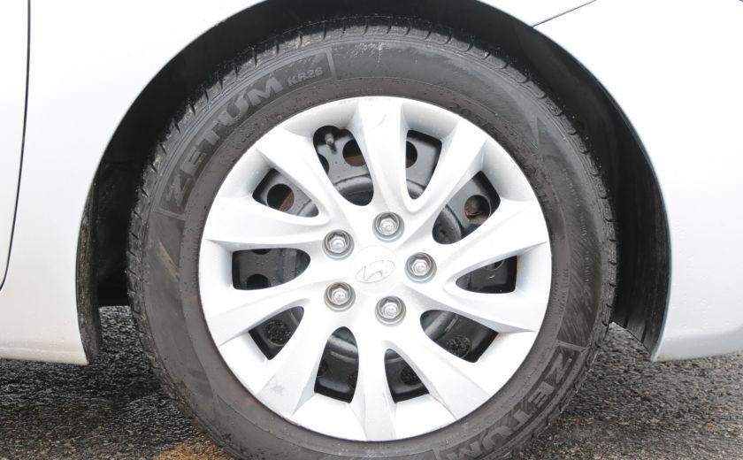 2013 Hyundai Elantra GL MAN A/C BLUETOOTH #30