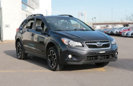 2014 Subaru XV Crosstrek Touring AWD MAN A/C BLUETOOTH MAGS in Victoriaville