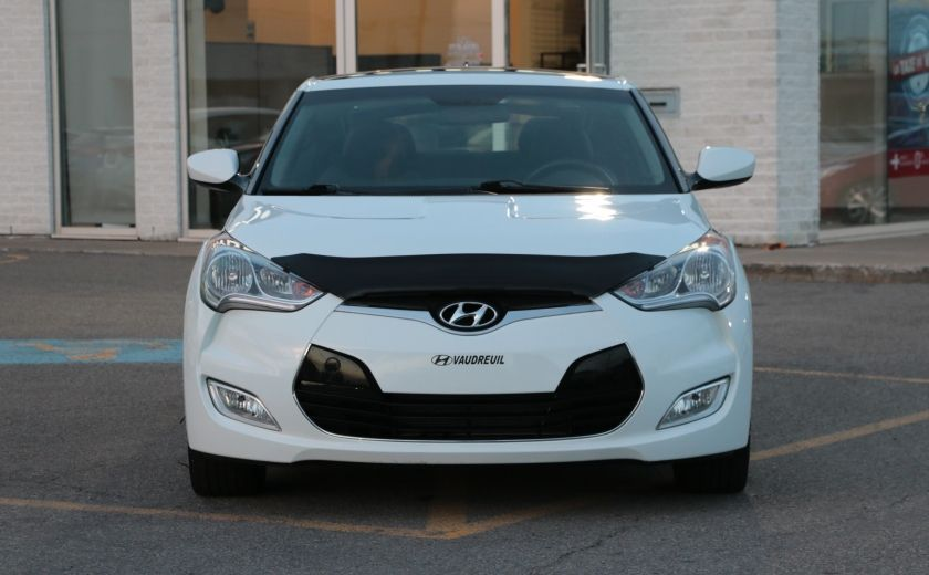 2013 Hyundai Veloster w/Tech A/C CUIR TOIT PANO CAMERA NAV BLUETOOTH MAG #1