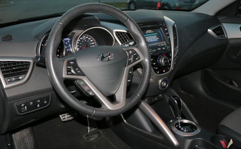 2013 Hyundai Veloster w/Tech A/C CUIR TOIT PANO CAMERA NAV BLUETOOTH MAG #8