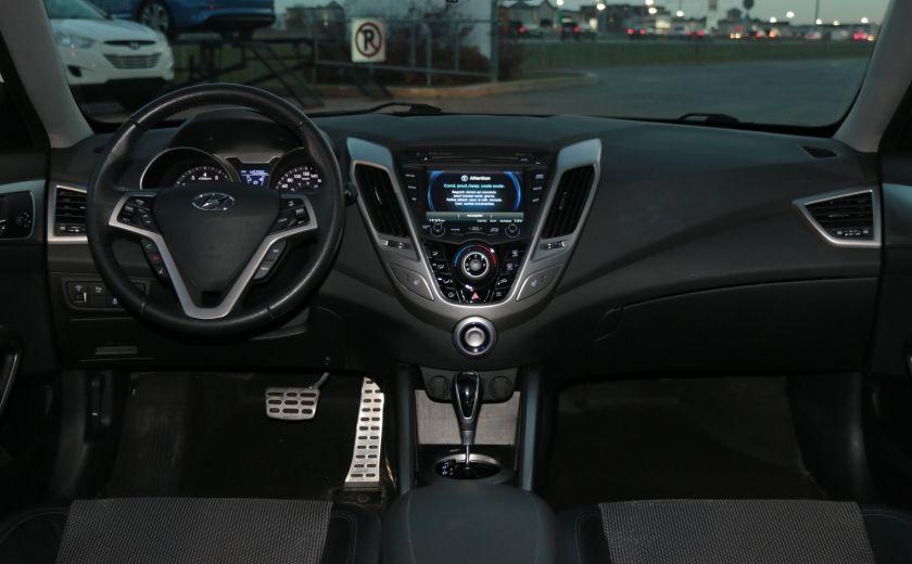 2013 Hyundai Veloster w/Tech A/C CUIR TOIT PANO CAMERA NAV BLUETOOTH MAG #12