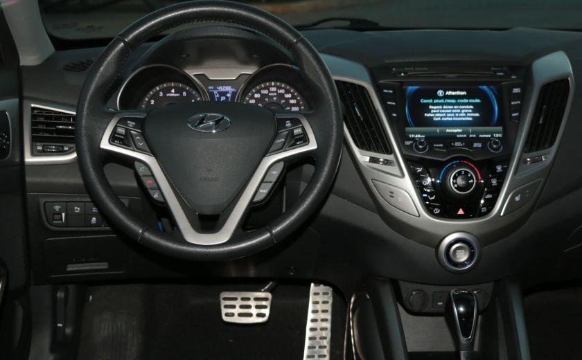 2013 Hyundai Veloster w/Tech A/C CUIR TOIT PANO CAMERA NAV BLUETOOTH MAG #13