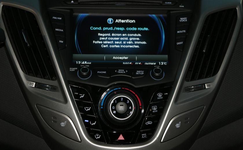 2013 Hyundai Veloster w/Tech A/C CUIR TOIT PANO CAMERA NAV BLUETOOTH MAG #15