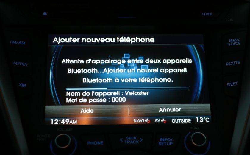 2013 Hyundai Veloster w/Tech A/C CUIR TOIT PANO CAMERA NAV BLUETOOTH MAG #17