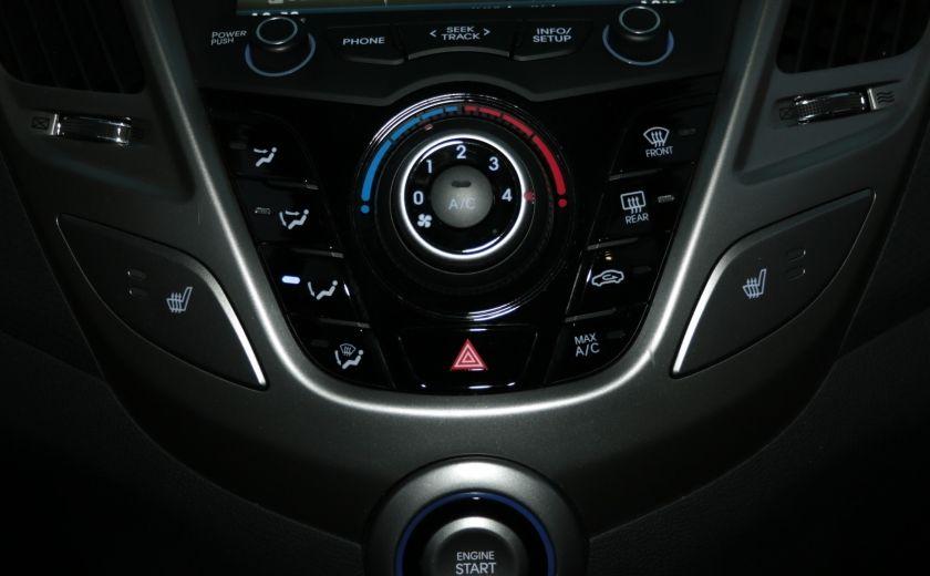 2013 Hyundai Veloster w/Tech A/C CUIR TOIT PANO CAMERA NAV BLUETOOTH MAG #19