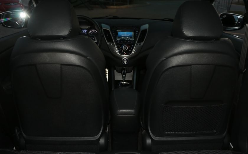 2013 Hyundai Veloster w/Tech A/C CUIR TOIT PANO CAMERA NAV BLUETOOTH MAG #21