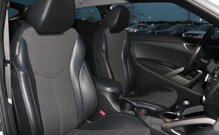 2013 Hyundai Veloster w/Tech A/C CUIR TOIT PANO CAMERA NAV BLUETOOTH MAG #27
