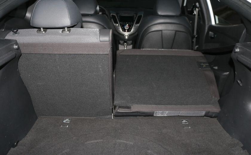 2013 Hyundai Veloster w/Tech A/C CUIR TOIT PANO CAMERA NAV BLUETOOTH MAG #32