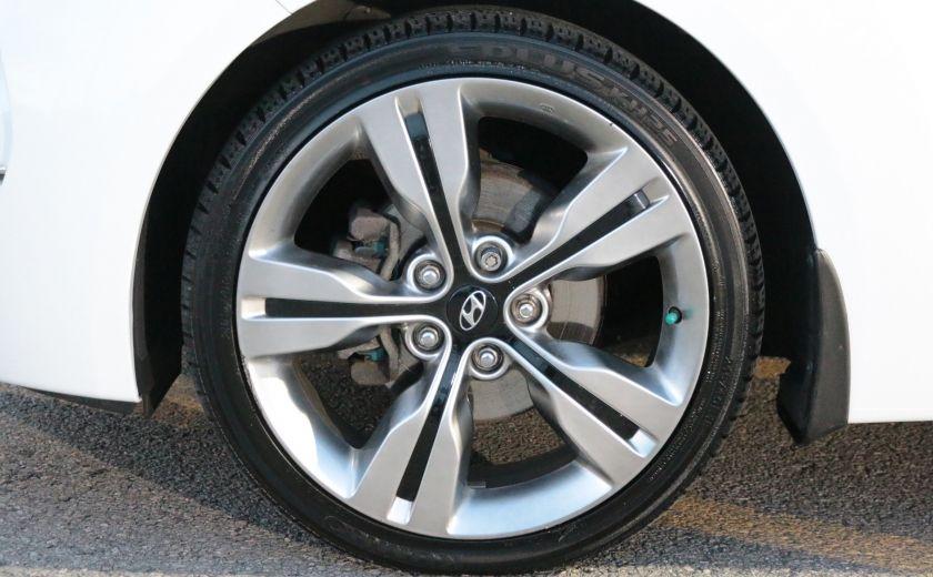 2013 Hyundai Veloster w/Tech A/C CUIR TOIT PANO CAMERA NAV BLUETOOTH MAG #33